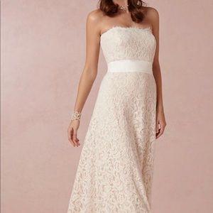 Wedding gown, BHLDN, Tadashi Soji